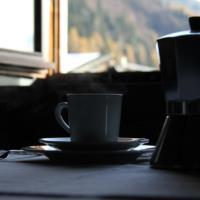 colazione con panorame sauris
